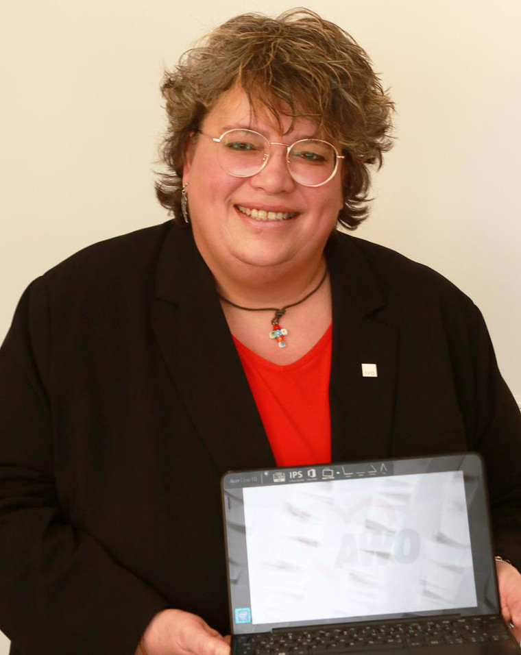 Listenplatz 01 - Susanne Bittner, Bürgermeisterkandidatin