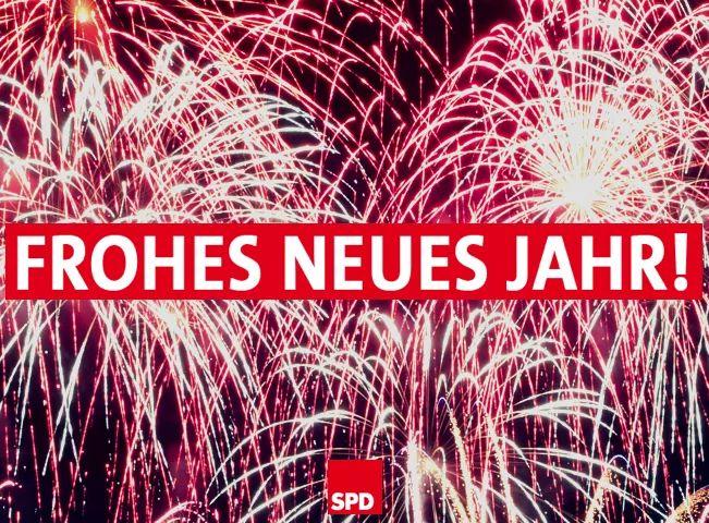 FROHES NEUES JAHR - SPD Ortsverein Plößberg